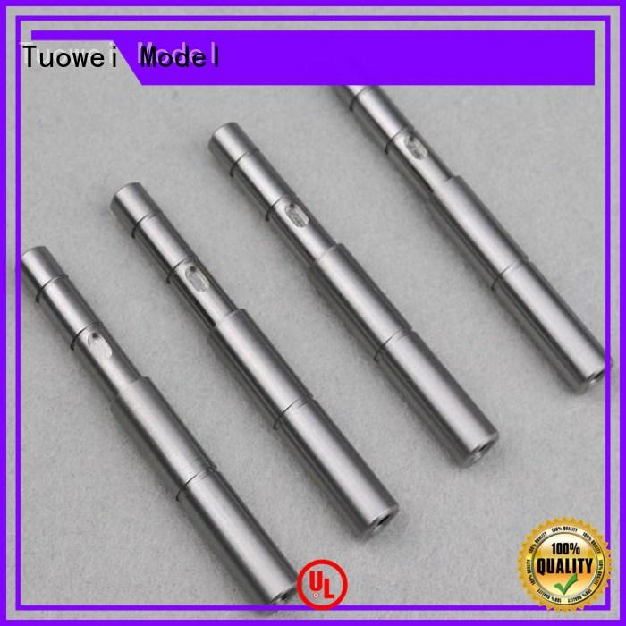Tuowei professional steel prototyping customized for metal
