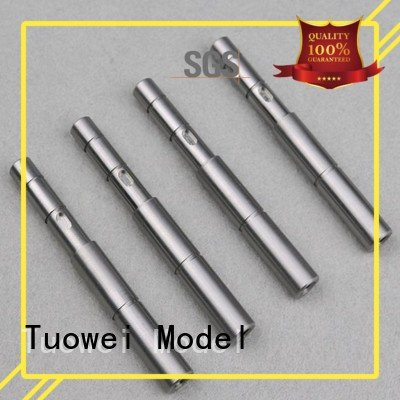 professional stainless steel prototyping design for plastic