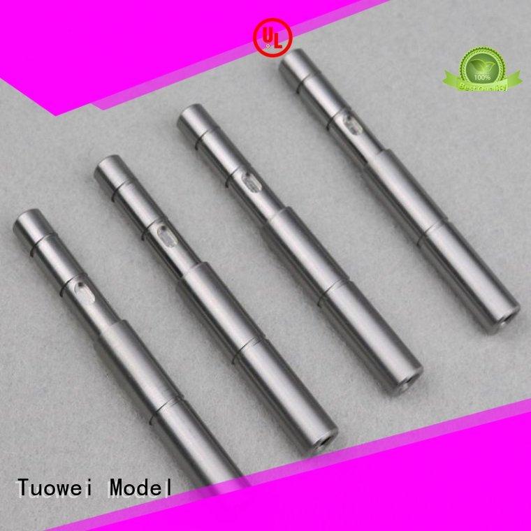 Tuowei medical metal prototype machine factory