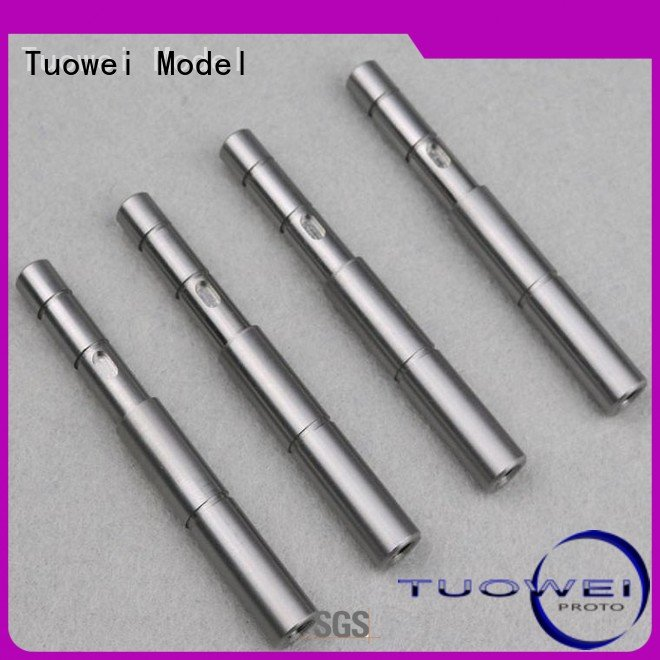 medical stainless steel rapid prototype customized for metal