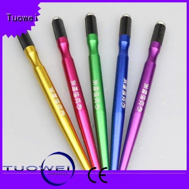 cnc aluminium milling rings for plastic Tuowei