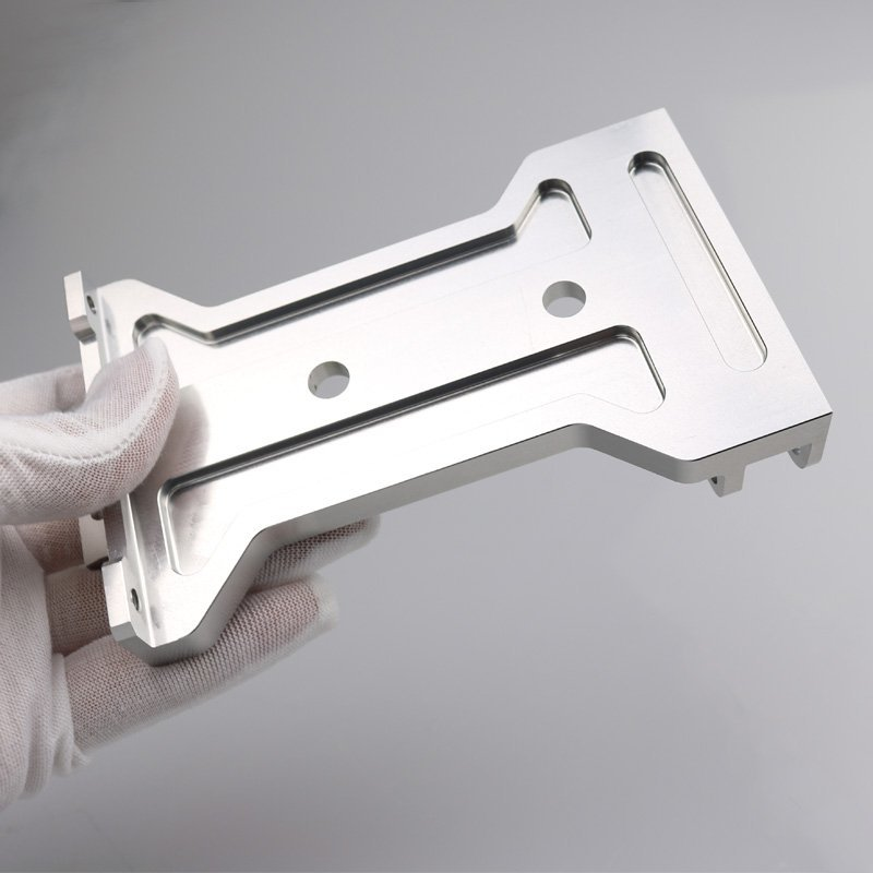 Medical Devices Parts Aluminum Prototype