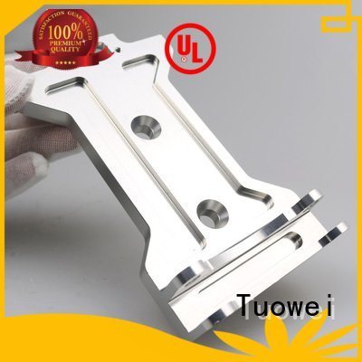 small batch machining precision parts prototype tube cavity Tuowei Brand