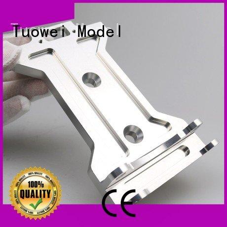 Tuowei converter prototype cnc parts supplier