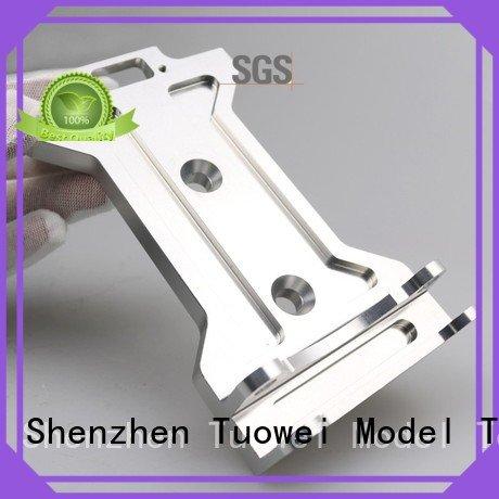 rapid aluminum parts for testing equipments prototype manufacturer for aluminum