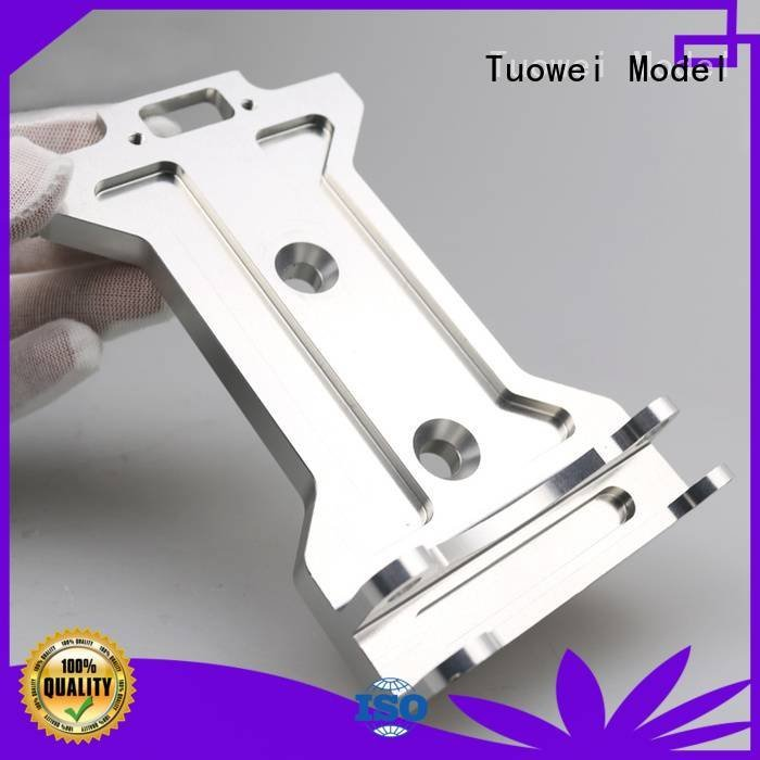 small batch machining precision parts prototype housing shell medical devices parts prototype Tuowei Warranty