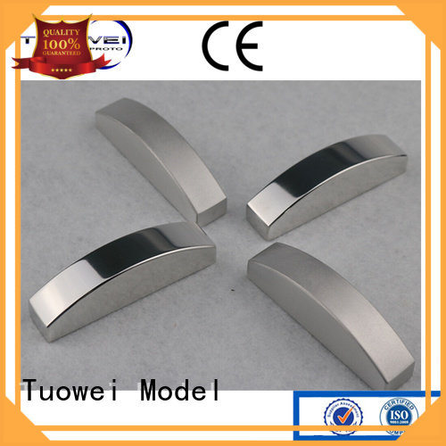 Tuowei stainless steel metal prototype china manufacturer