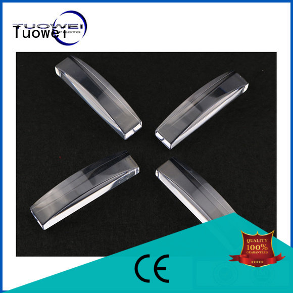 Tuowei transparent transparent pmma prototypes factory supplier