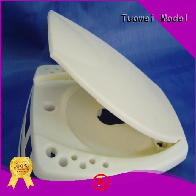 Tuowei electrical 3d printing sla rapid prototype helmet for metal
