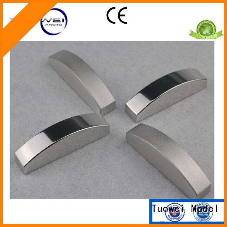 Tuowei big cnc prototyping factory