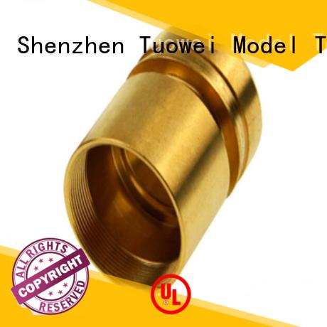Tuowei prototype metal prototype online design