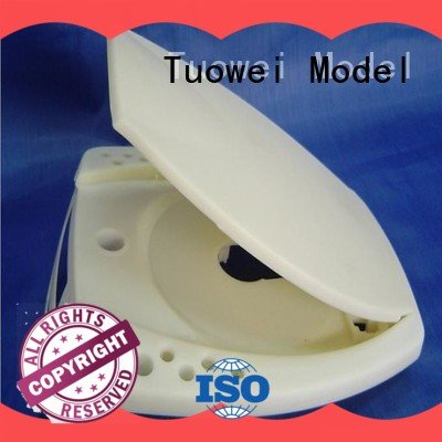 device 3d prototype software customized for aluminum Tuowei