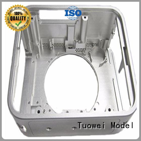Tuowei medical sand casting aluminum prototype customized for aluminum