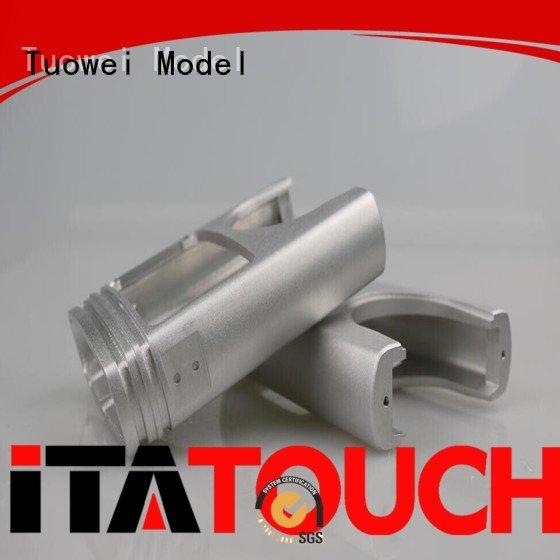 Tuowei rapid data converter rapid prototype design for aluminum
