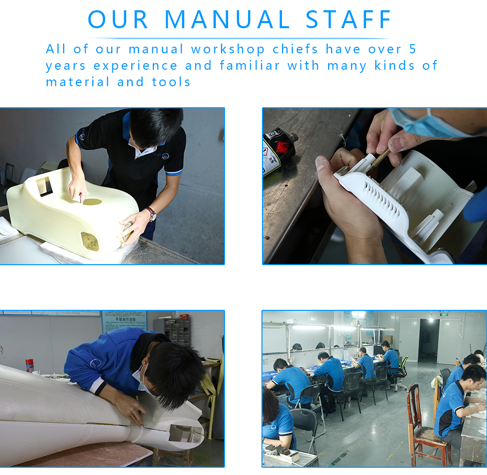 Tuowei prototyping cnc aluminum rapid prototyping factory supplier for plastic-3
