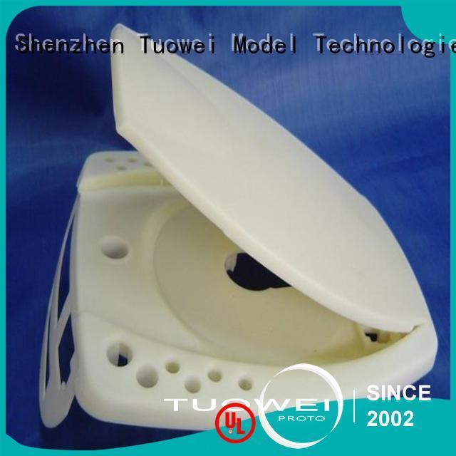 Tuowei turbine rapid prototyping 3d printing manufacturer