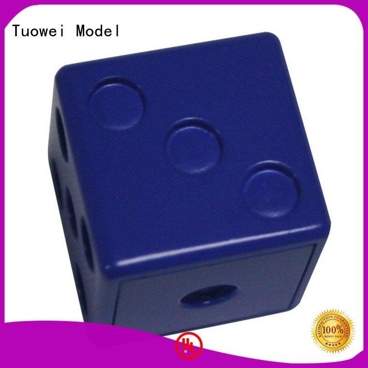 abs rapid prototype machine for aluminum Tuowei