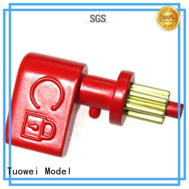 Tuowei communication cnc aluminum prototype manufacturer for industry