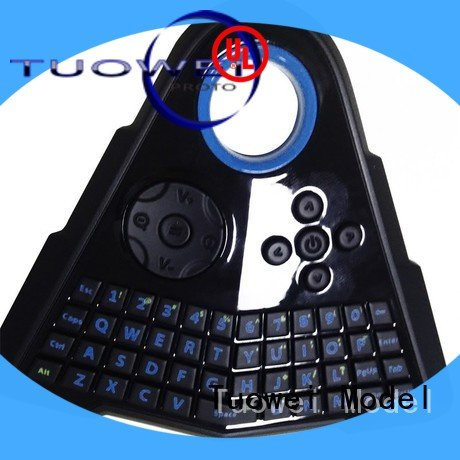 Tuowei panel abs rapid prototype,professional abs prototypes customized for metal
