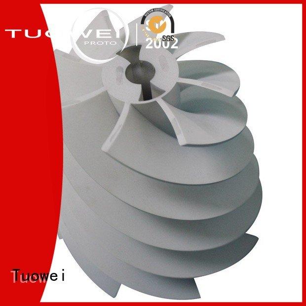 Tuowei face rapid prototyping sla mockup