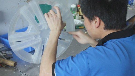 machine prototype pc manufacturer for aluminum-1