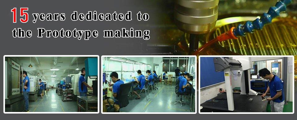 Tuowei-Shenzhen CNC Factory