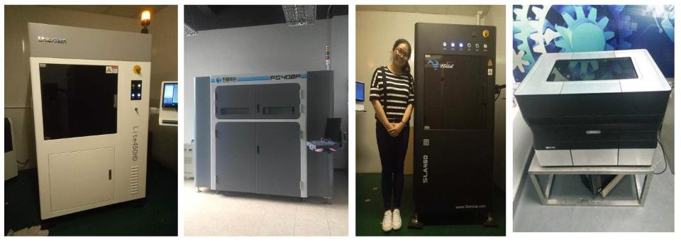 steam 3d printer prototype company device for plastic Tuowei-1