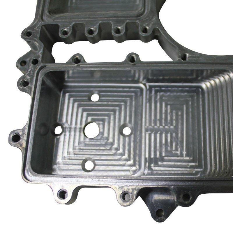 Aluminum Alloy Cavity Prototype