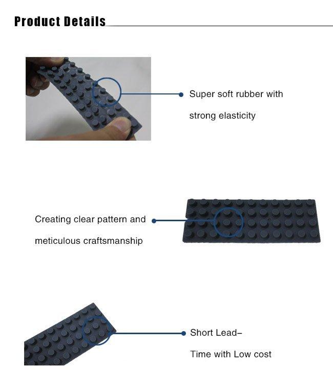 Rubber Keypress Prototype
