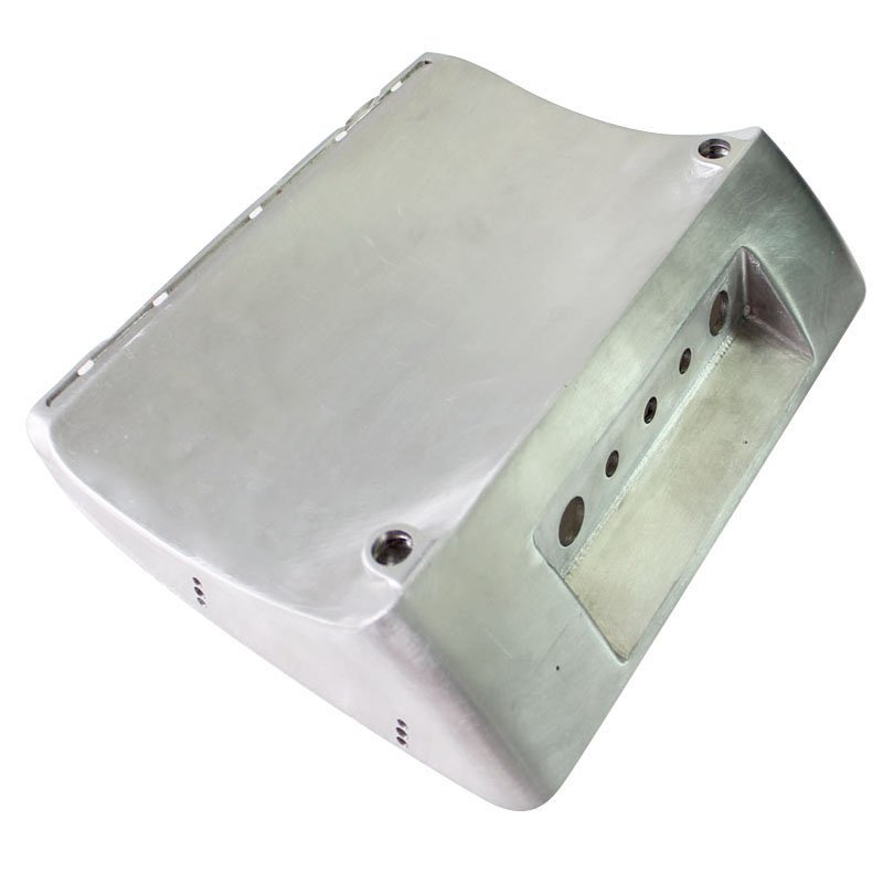 Aluminum Alloy Shell Prototype