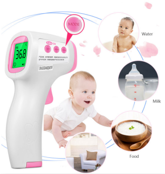 Hot sell & Digital Non contact infrared forehead thermometer