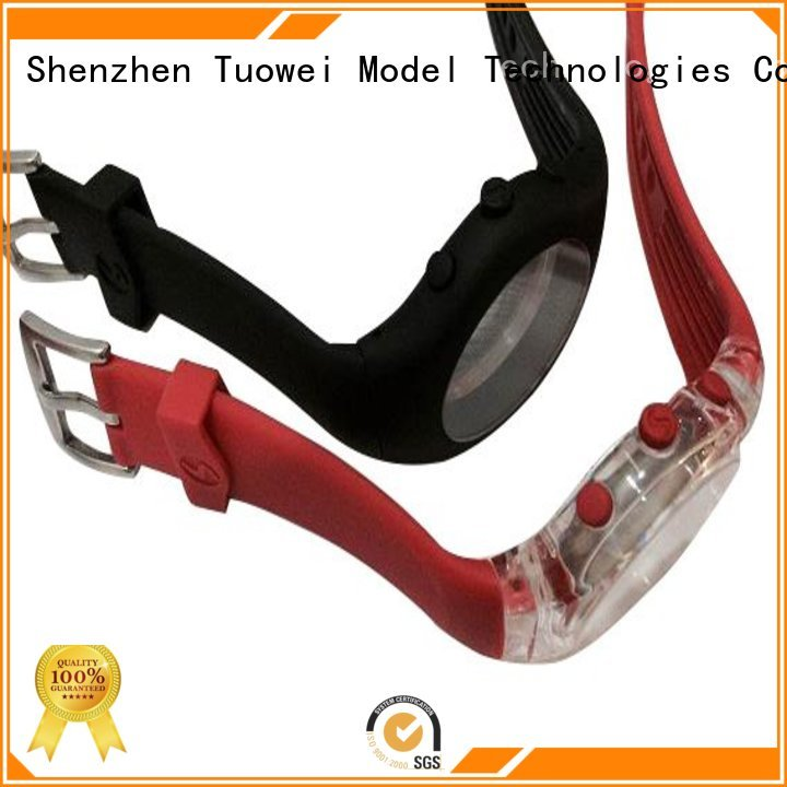 Tuowei electrical best vacuum casting prototype factory for industry