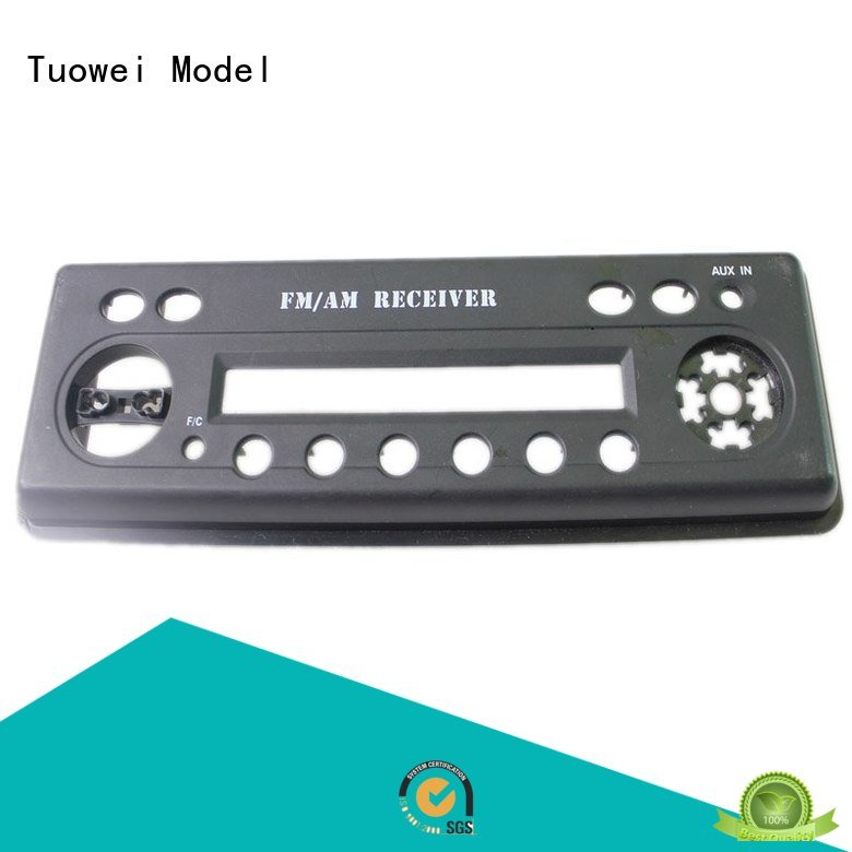 rapid prototyping process mouse for industry Tuowei