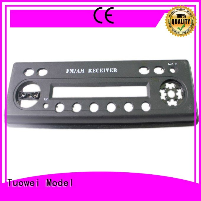 Tuowei case abs prototype fly mouse equipment