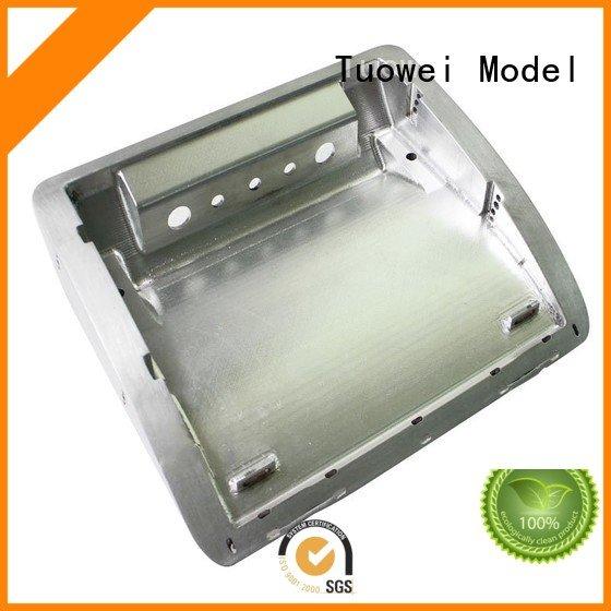 safe Custom model medical devices parts prototype loudspeaker Tuowei