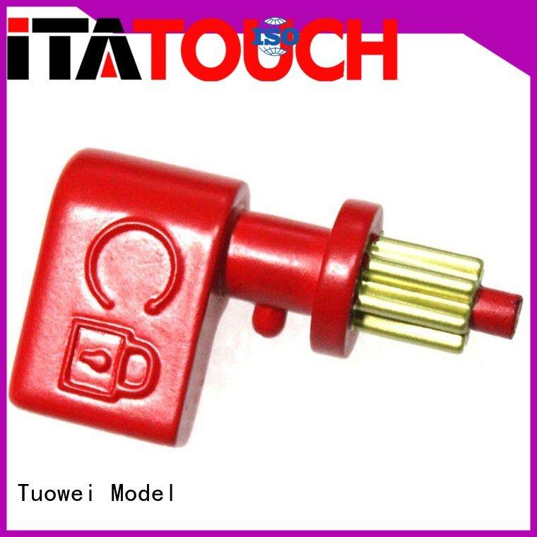 precision aluminum prototype machining services supplier for aluminum Tuowei