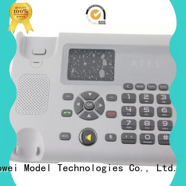 fast prodotype model tumbler for plastic Tuowei