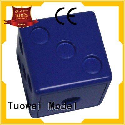 Tuowei cnc machining abs prototype factory prototype