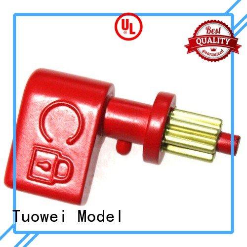 housing aluminum rapid prototyping design for metal Tuowei