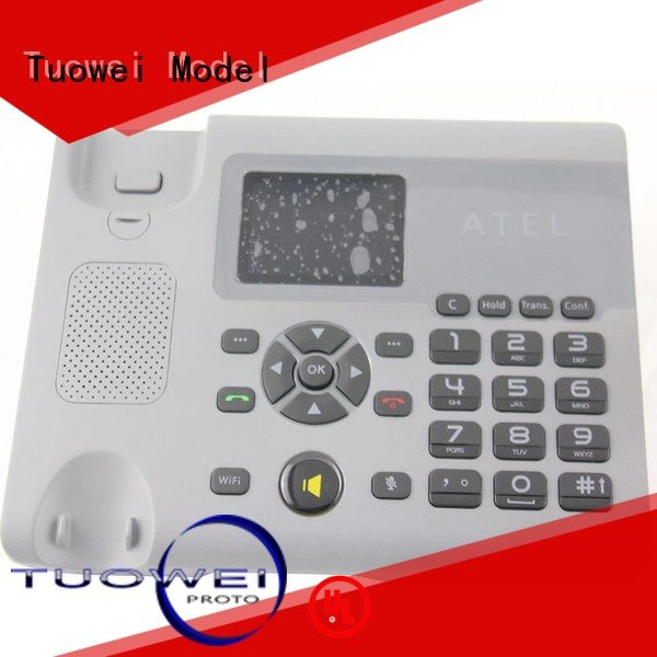 Tuowei clip abs rapid prototyping online factory