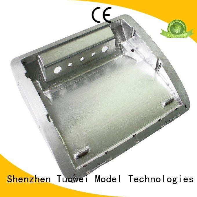 Tuowei medical rapid prototyping with aluminum design for plastic