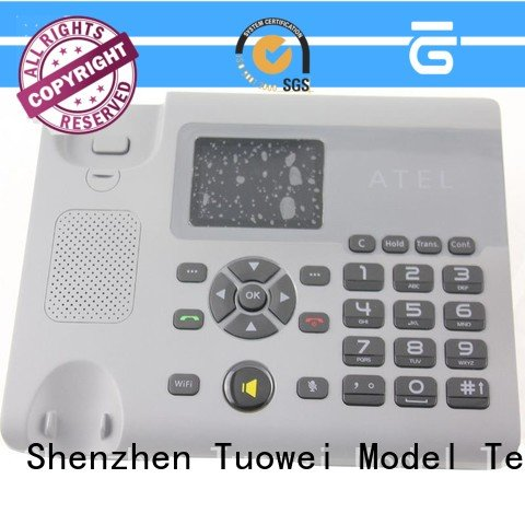 Tuowei medical abs rapid prototype mouse for industry
