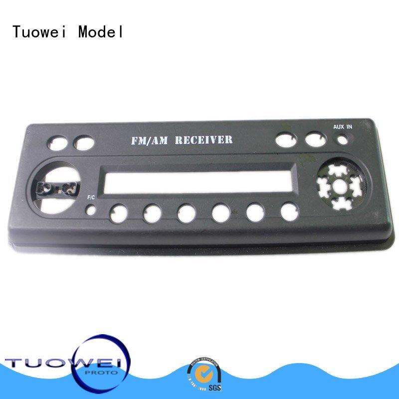 Tuowei kettle abs prototype service supplier