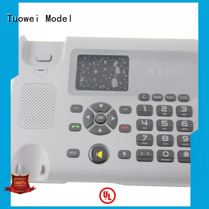 phone card cosmetic Tuowei ABS Prototype