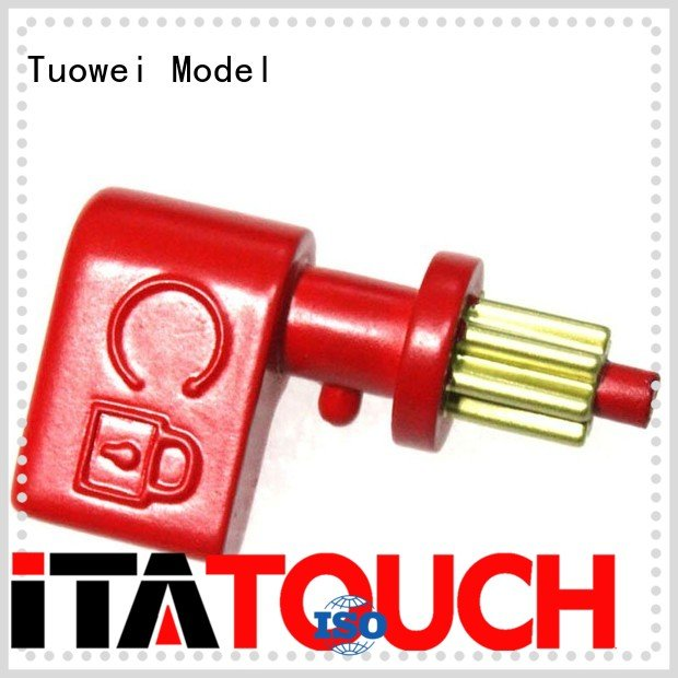 components aluminum case mobile for industry Tuowei