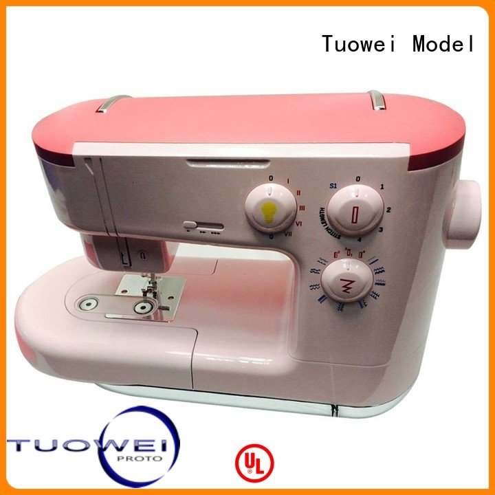 Tuowei phone ABS Prototype equipment for metal
