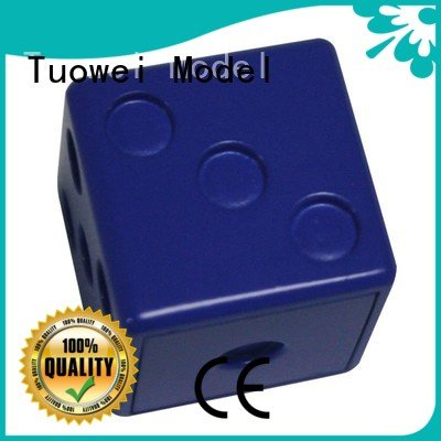 Tuowei dice abs rapid prototyping series