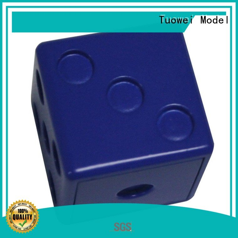 Tuowei phone dice prototype supplier for metal