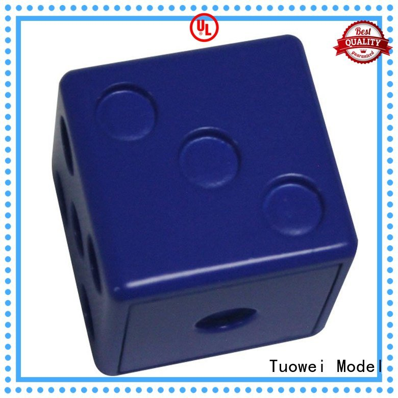 dice cnc machining abs prototype factory prototype for metal Tuowei