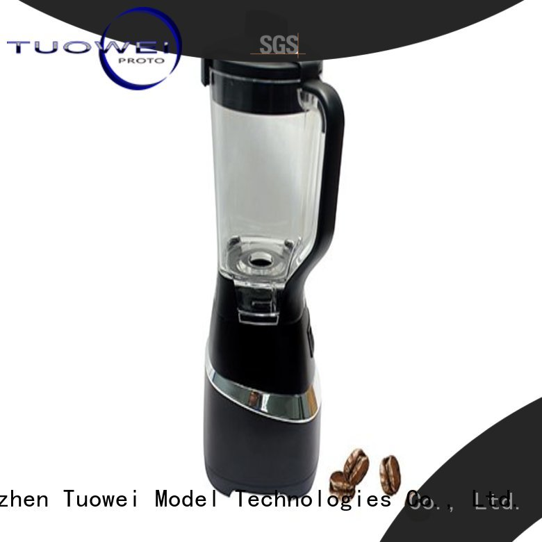 durable prototype cnc machining services coffee factory